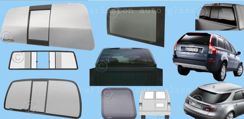 Auto Back Glass Replacement